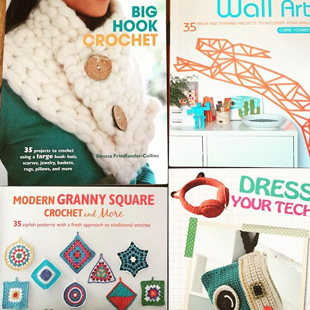 crochet books 2015