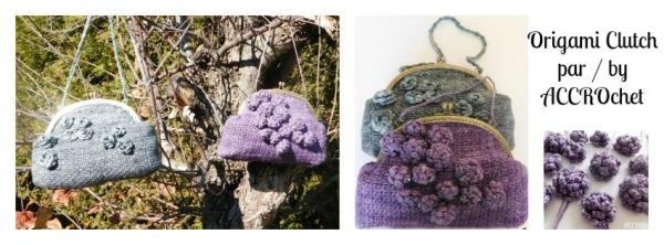 crochet clutch purse pattern