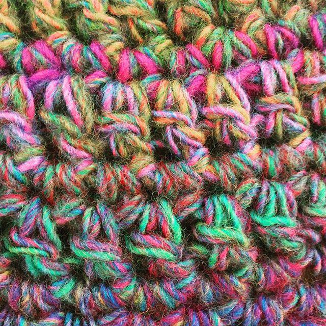 crochet cowl gift flo