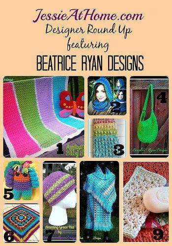 crochet designer roundup beatrice ryan