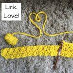 crochet link love