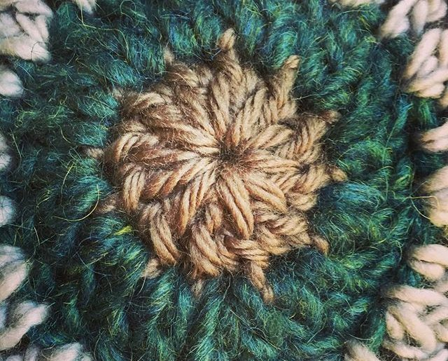 Mindfulness Crochet Exercise: Never-Ending Circle – Crochet