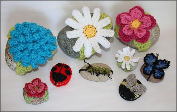 crochet rocks pattern