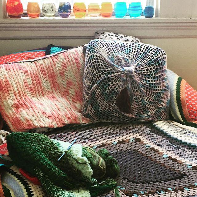 crochet space