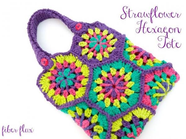 Crochet Tote Pattern : crochet tote pattern