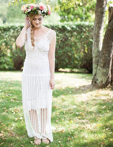 Crochet Pattern Wedding Dress : 100 Unique Crochet Dresses