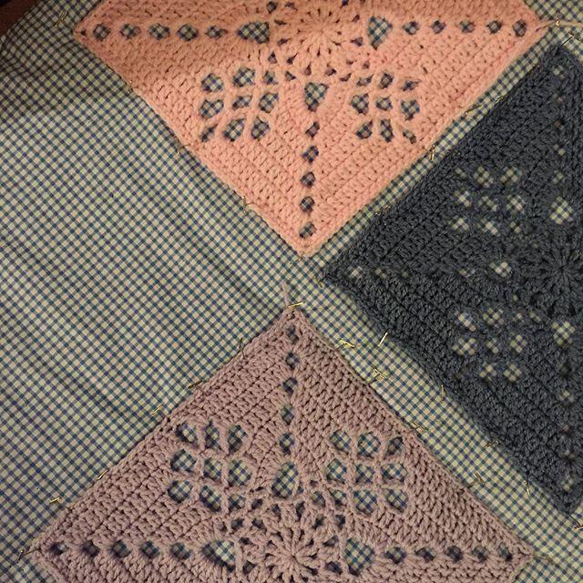 crochet_with_ganondorf blocking crochet squares