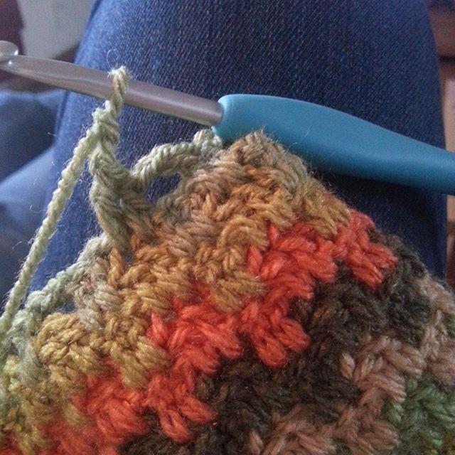 crochetbetweenworlds crochet blanket