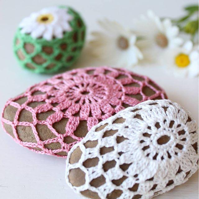 crochetgirl99 crochet rocks