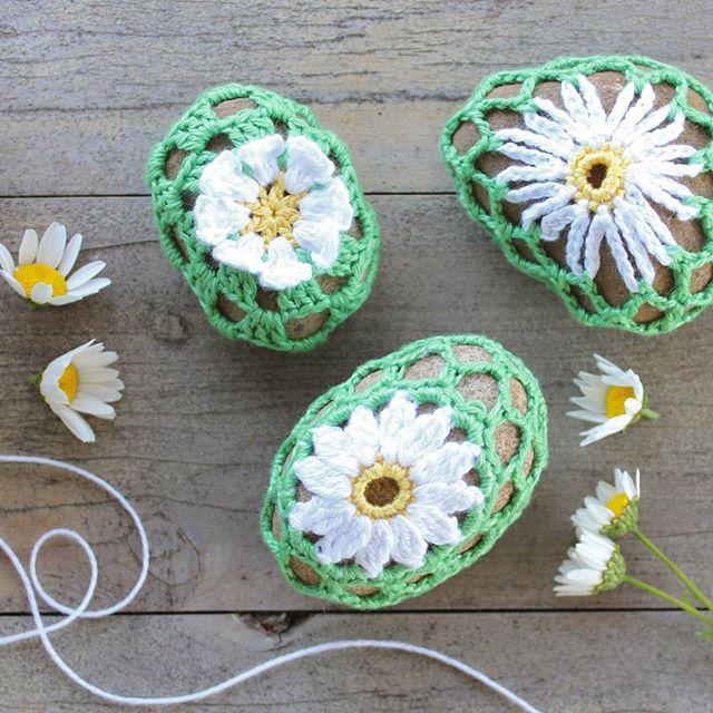 crochetgirl99 crochet stones