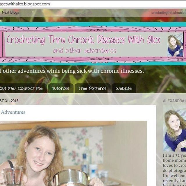 crochetingthruchronicdiseases blog