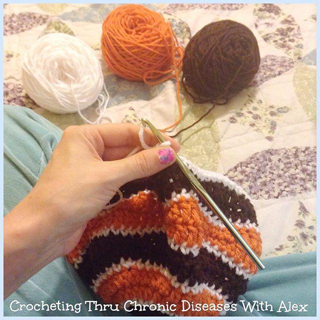 crochetingthruchronicdiseases crochet healing