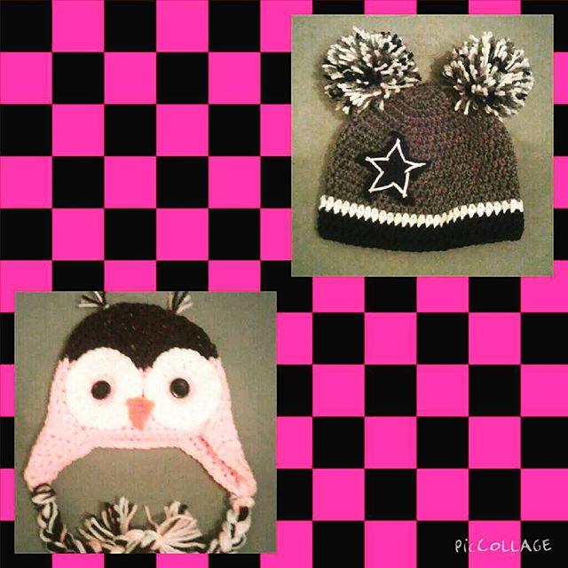cute_loops_ crochet hats