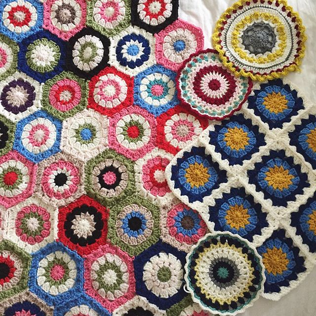 deartomyartcreations crochet blanket