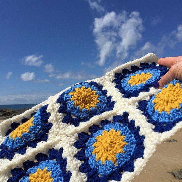 deartomyartcreations crochet blankets