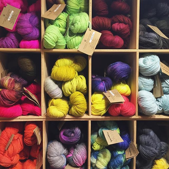 deartomyartcreations morrisandsons yarn store