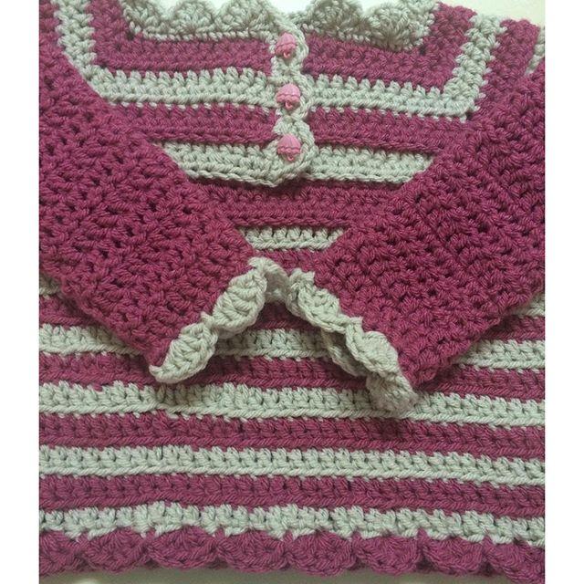 elenoudi crochet cardigan