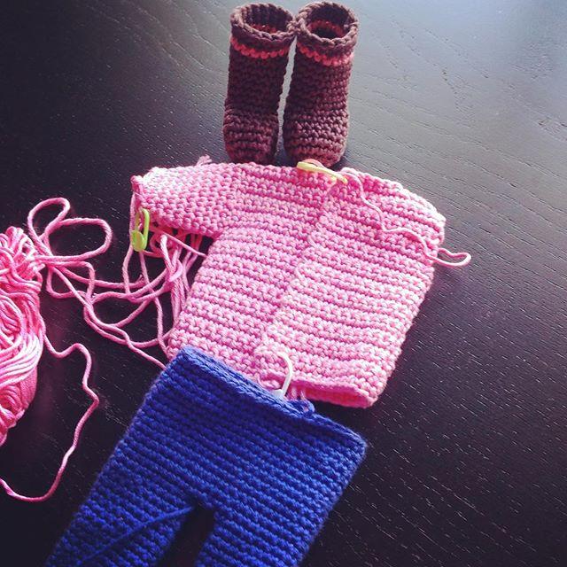 flamingpot crochet clothing