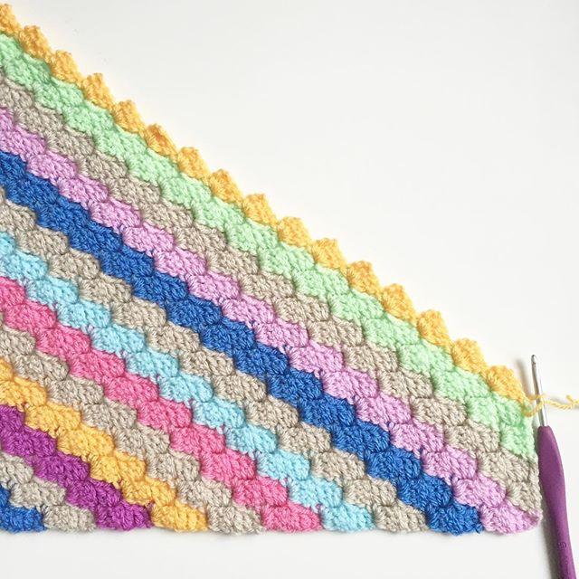 forever__autumn__ crochet blanket