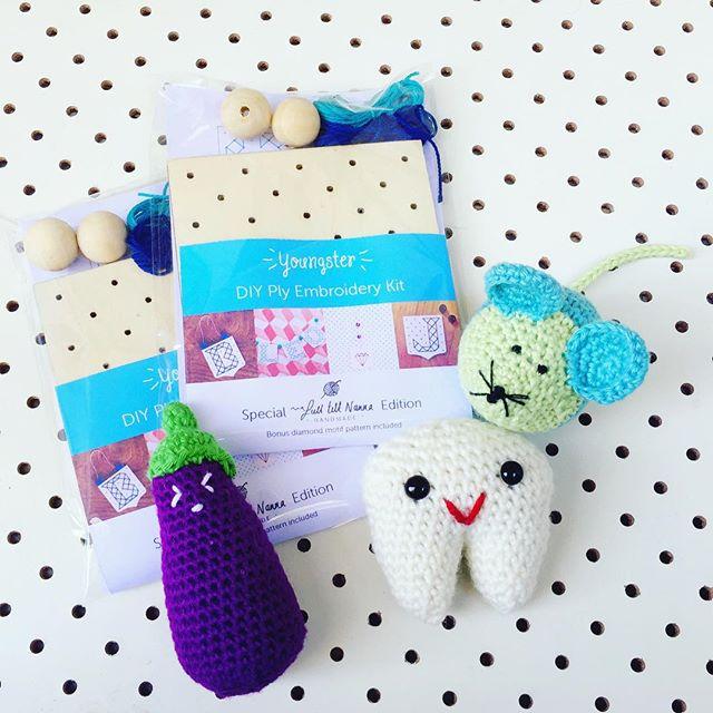 fulltiltnanna crochet amigurumi