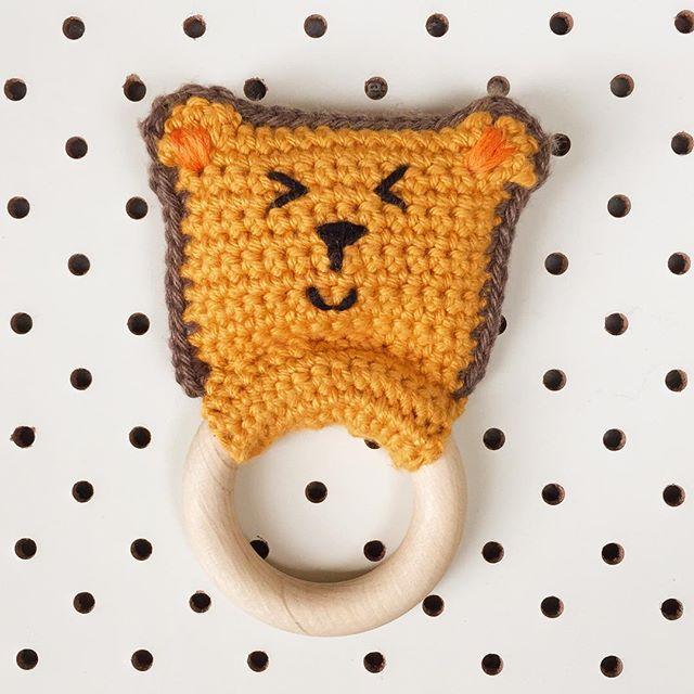 fulltiltnanna crochet rattle