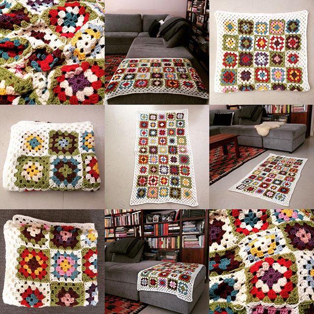 goed.id.handwerk crochet squares blanket