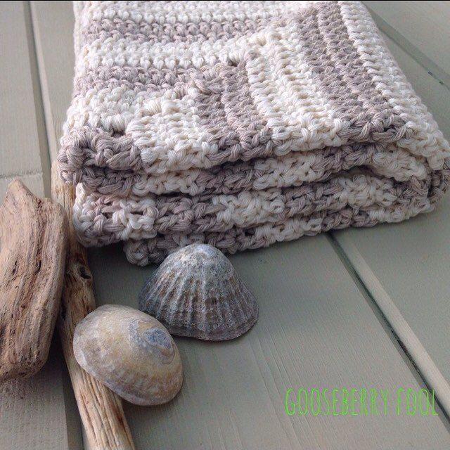 gooseberryfool crochet beach