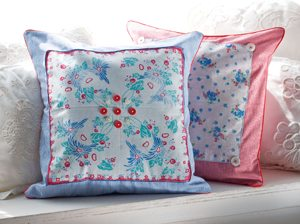 handkerchief pillows