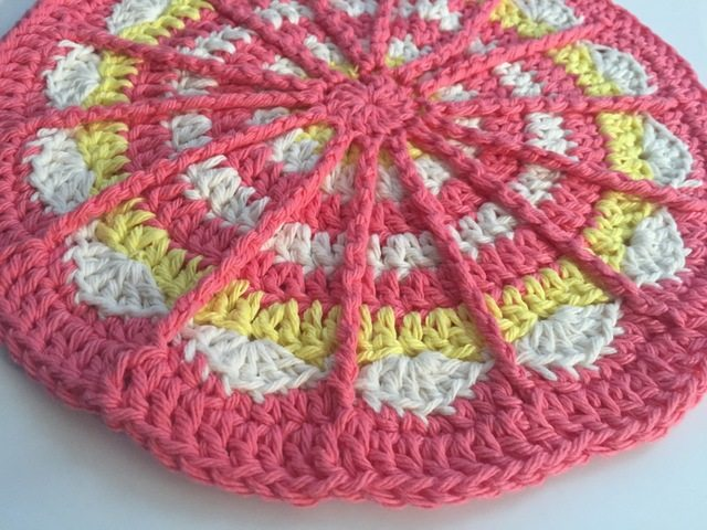 Alissa's Crochet MandalasForMarinke