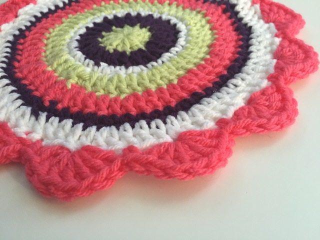 Alissa Beverly's Crochet MandalasForMarinke