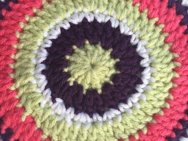 Alissa's Crochet Mandalas For Marinke