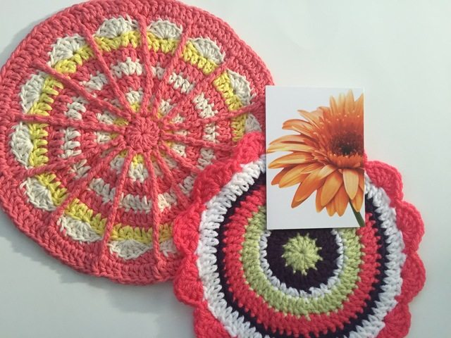 Alissa Beverly's Crochet Mandalas For Marinke
