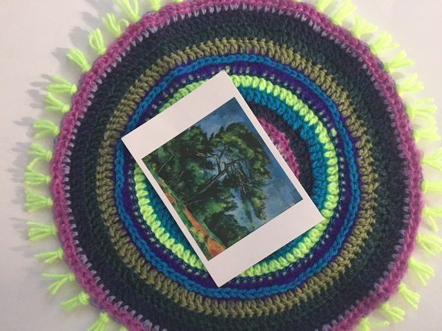 Brenda's Crochet Mandala from Ireland