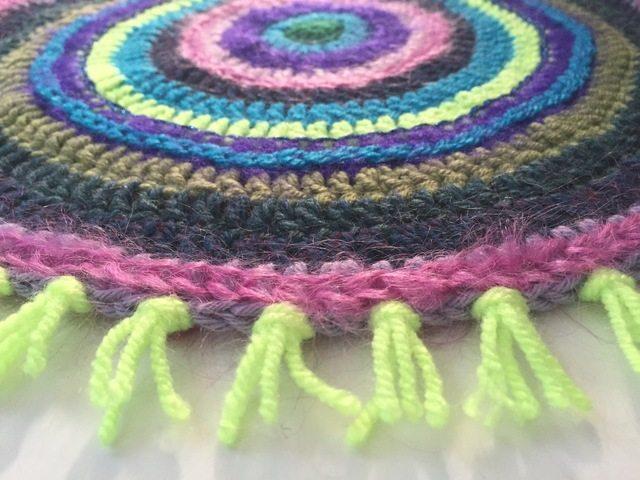 Brenda's Crochet Contribution to MandalasForMarinke from Ireland