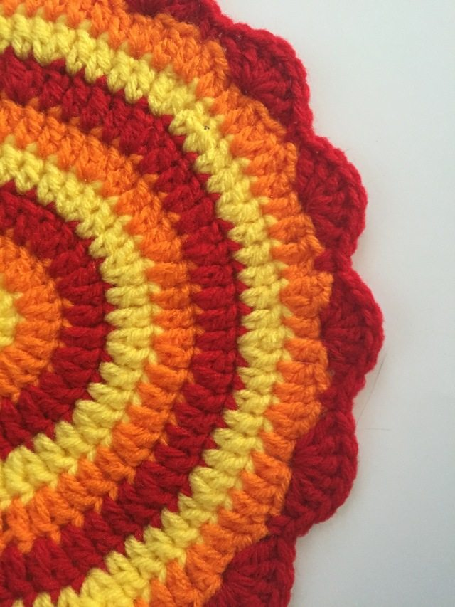 Crochet Mandalas For Marinke by PenelopeCooper