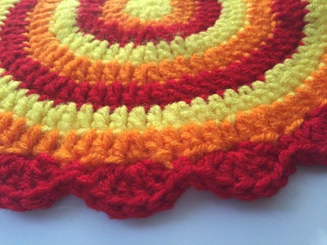 PenelopeCooper's Crochet Mandalas For Marinke
