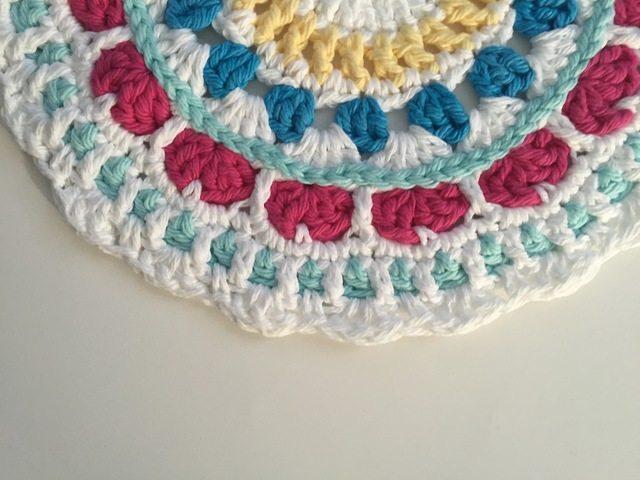 mandalasformarinke crochet mandala by judy