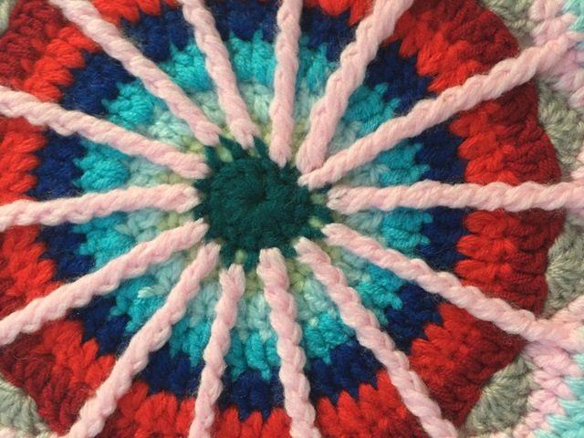 bahartancakar crochet mandalasformarinke