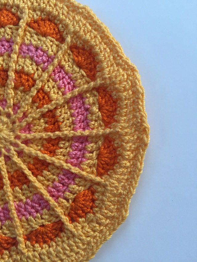 crochet mandalasformarinke by jenny brown