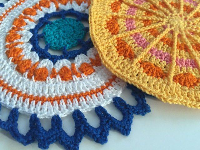 crochet mandalasformarinke package by jennybrown
