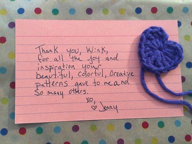 crochet mandalasformarinke package by jenny brown
