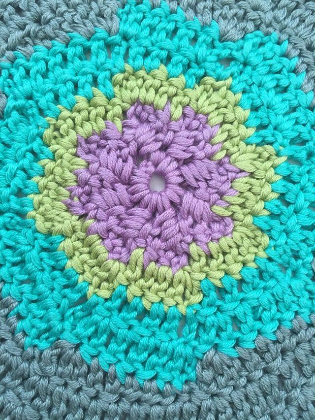 Mariana's Crochet Contribution to Mandalas for Marinke