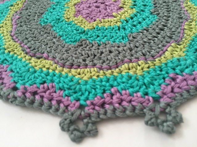 Crochet Mandala by Mariana