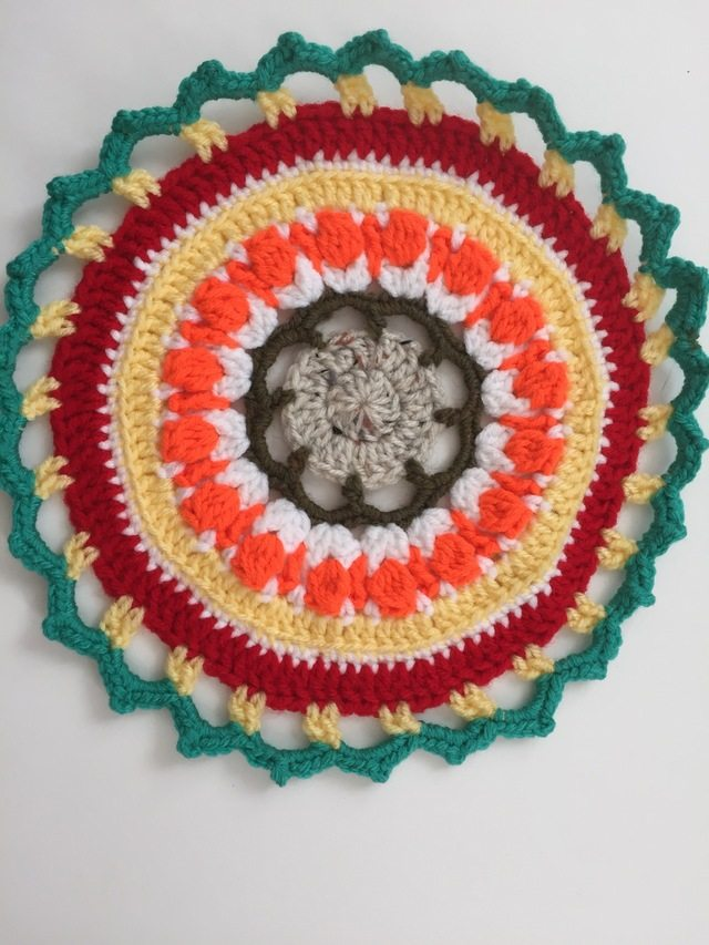 Ayse's Crochet MandalasforMarinke