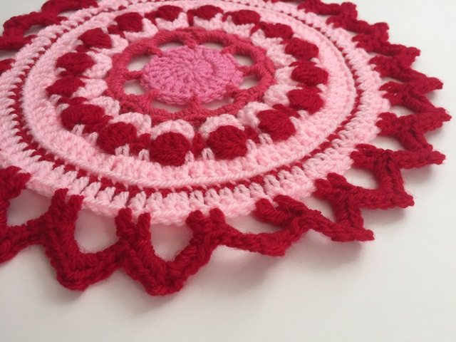 Anonymous Crochet Mandalas For Marinke