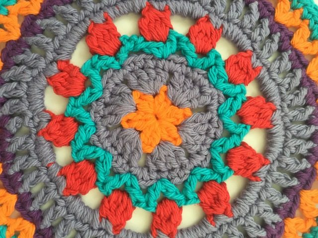 Erica's Crochet Mandalas for Marinke