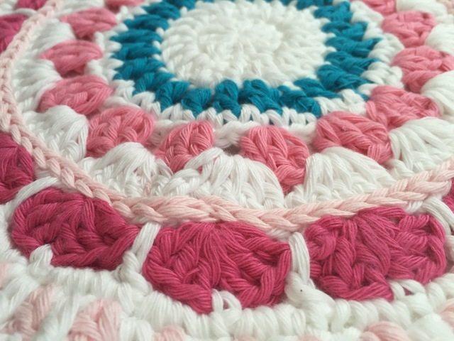 Sarah's Crochet Mandala