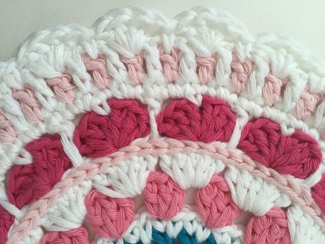 Sarah's Crochet Mandala from the UK