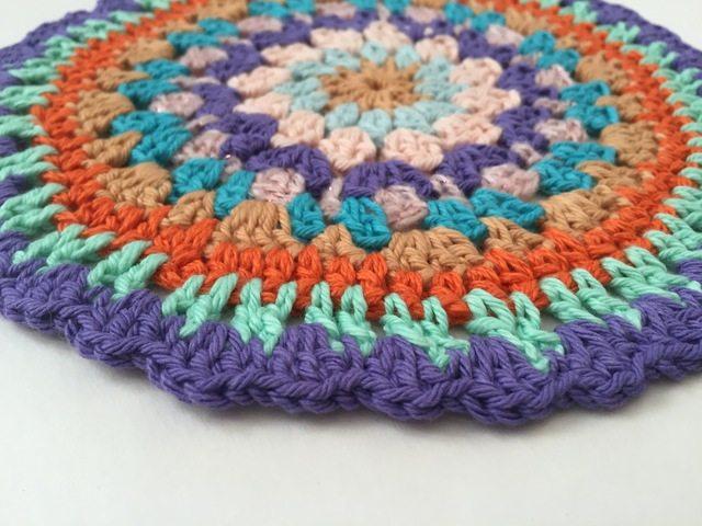 Corine's Crochet Contribution to MandalasforMarinke