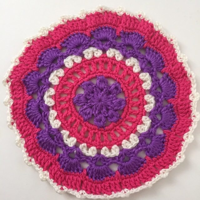 Ashe's Crochet MandalasforMarinke